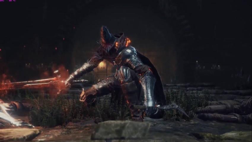 Dark Souls 3 Хранители Бездны-1
