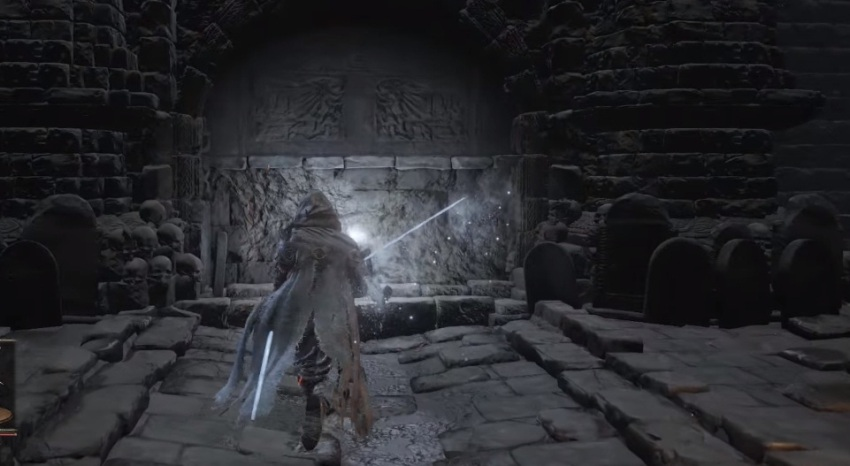 Dark Souls 3 катакомбы Картуса-1