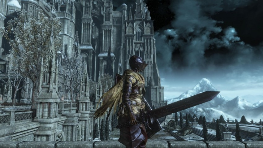 Рецензия Dark Souls 3-2