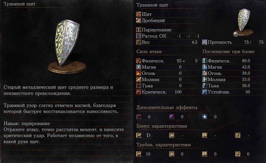 Dark Souls 3 щиты-1