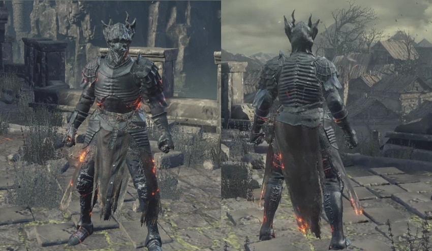 Dark Souls 3 броня и доспехи-2