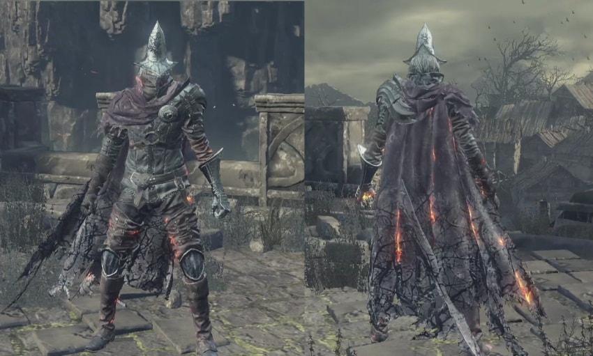Dark Souls 3 броня и доспехи-3