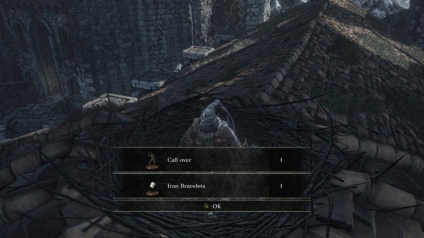 Dark Souls 3 гнездо-1