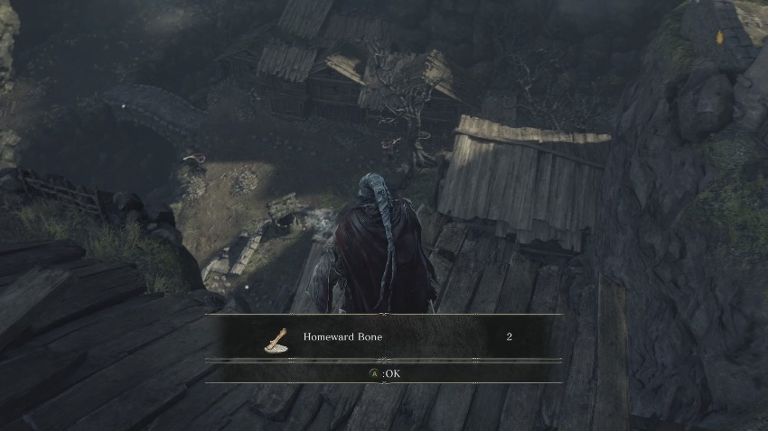 Dark Souls 3 Горящий Осколок кости-1