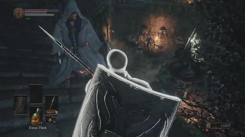Dark Souls 3 Лоскутик-1