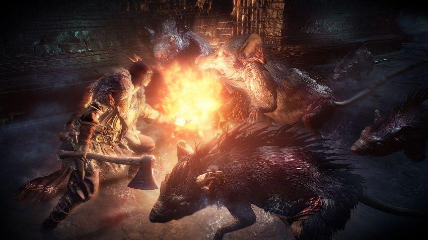 Пиромантия в Dark Souls 3-1