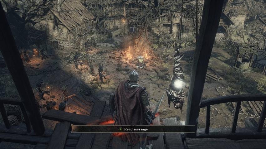 Прохождение Поселение нежити Dark Souls 3-1