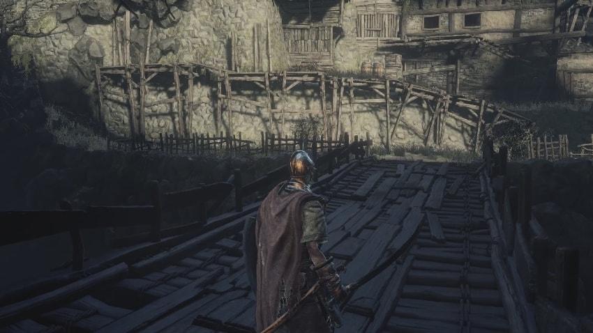 Прохождение Поселение нежити Dark Souls 3-2