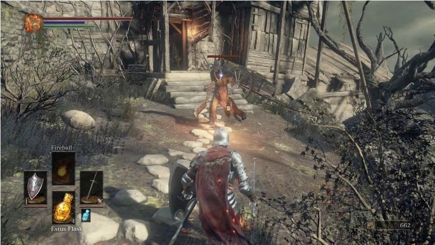 Прохождение Поселение нежити Dark Souls 3-3