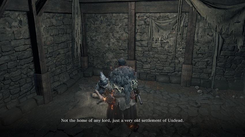 Dark Souls 3 Серокрыс-1