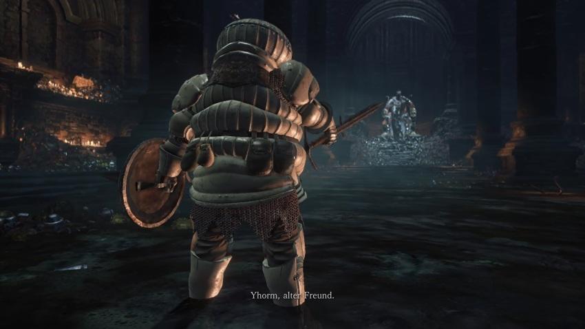 Dark Souls 3 Сигвард из Катарины-1