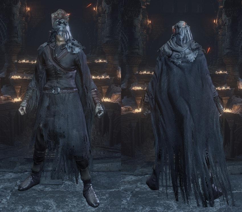 Все сеты брони в Dark Souls 3-1