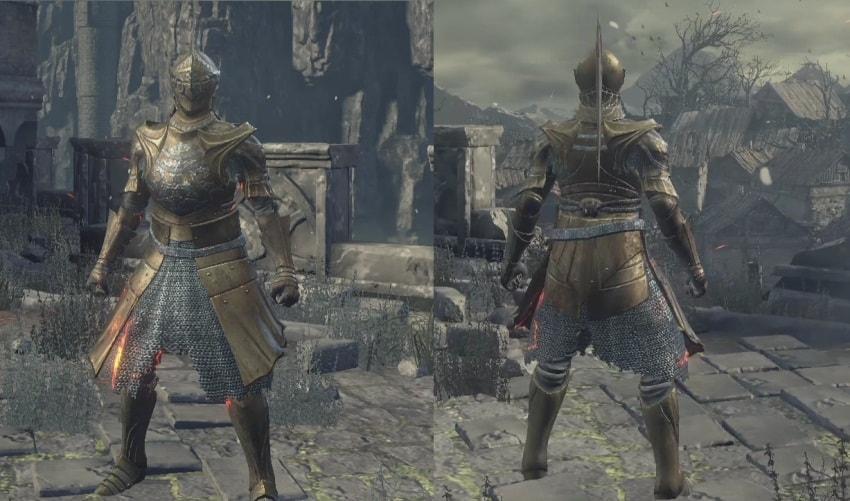 Все сеты брони в Dark Souls 3-2