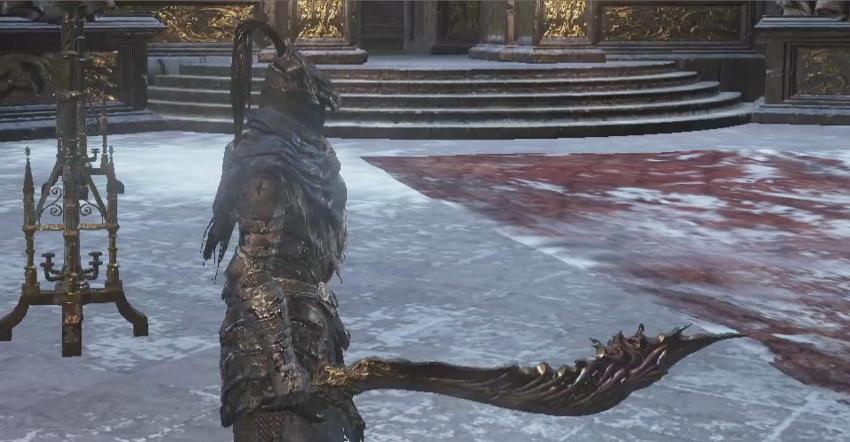 Оружие в Dark Souls 3-3