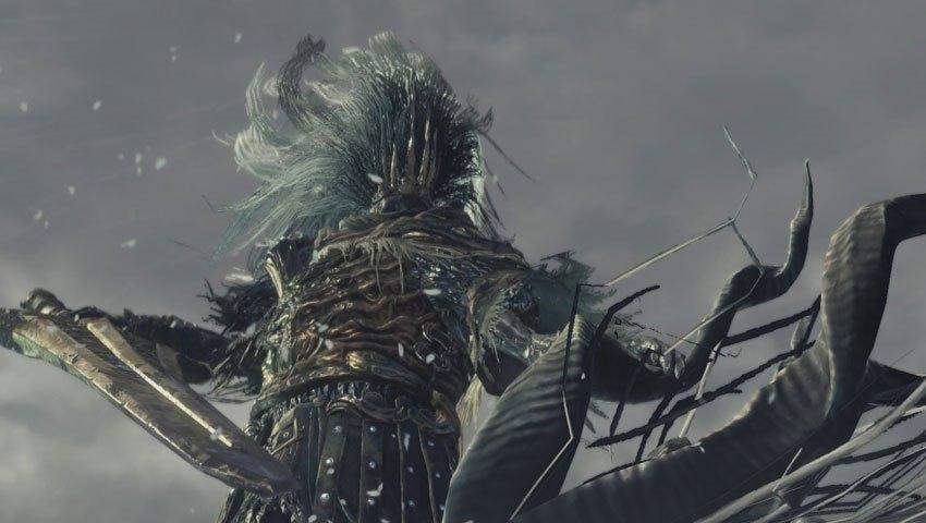 Dark Souls 3 Безымянный Король -2