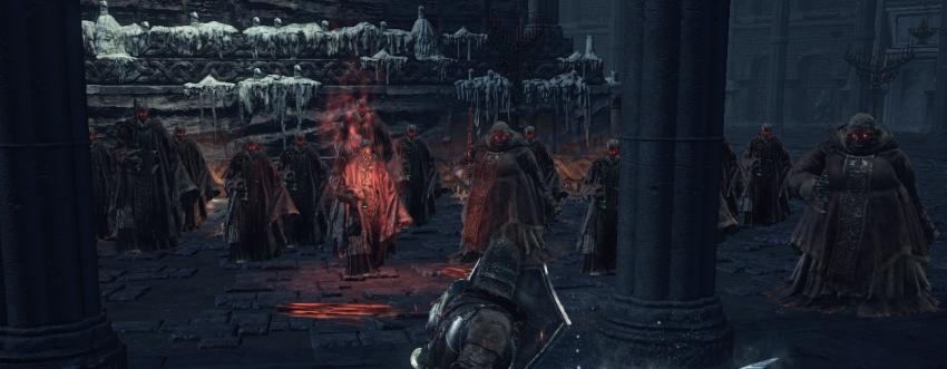 Dark Souls 3 Дьяконы глубин-1