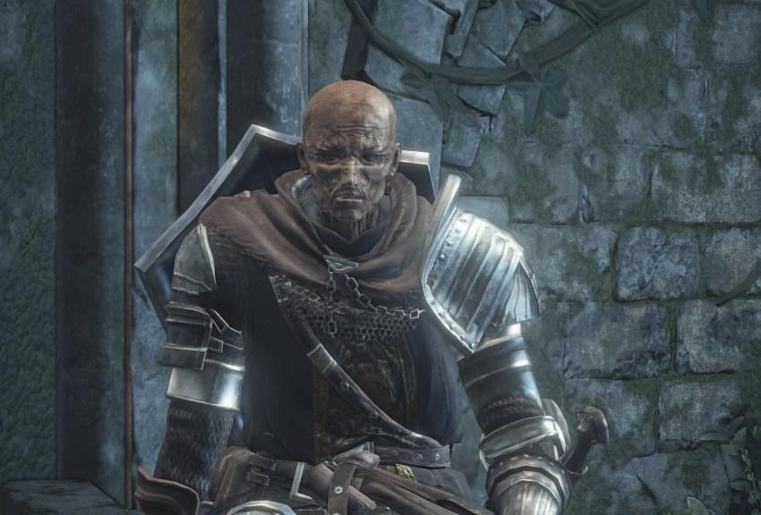 Dark Souls 3 Гораций-1