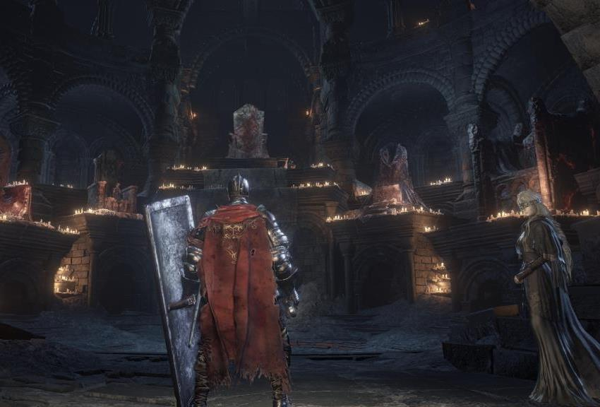 Dark Souls 3 кусок титанита -1