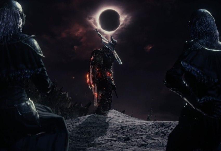 Dark Souls 3 Юрия из Лондора-1