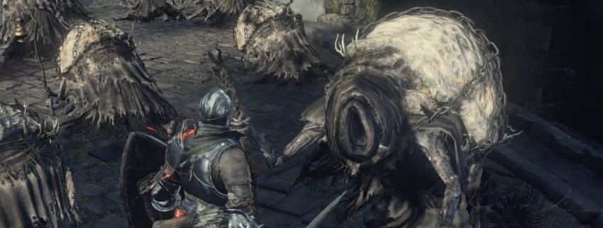 Dark Souls 3 Йоэль из Лондора-1