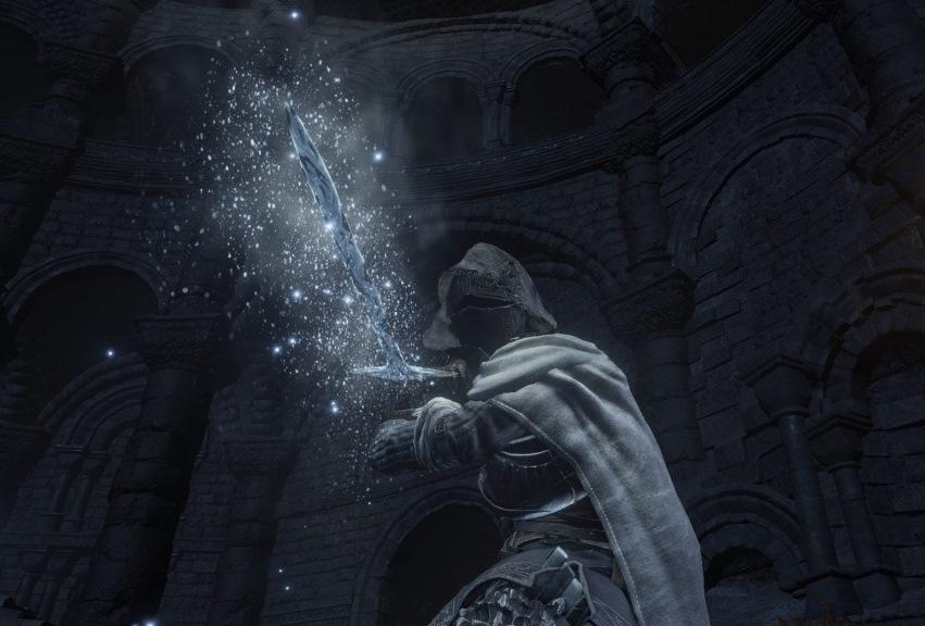 Dark Souls 3 Иритилл Холодной Долины-1