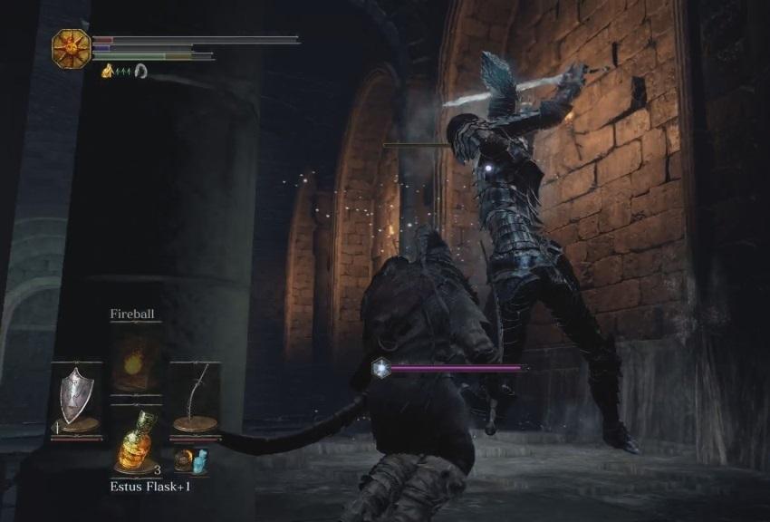 Dark Souls 3 Иритилл Холодной Долины-2