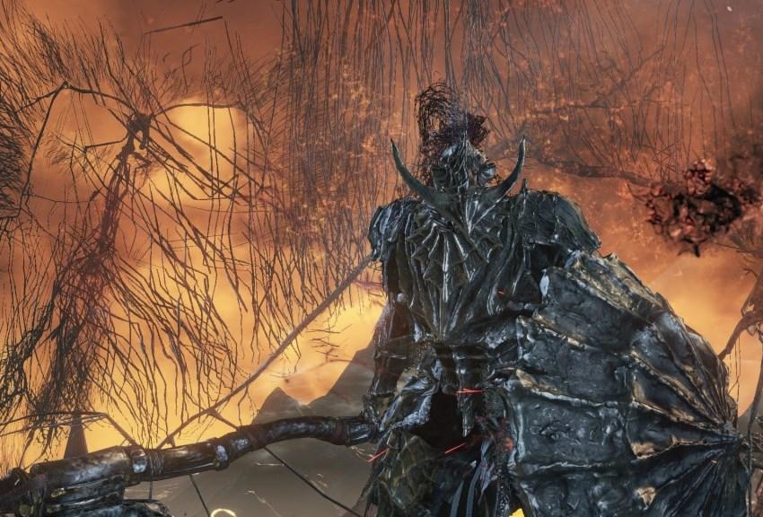 Доспехи Драконоборца в Dark Souls 3-1