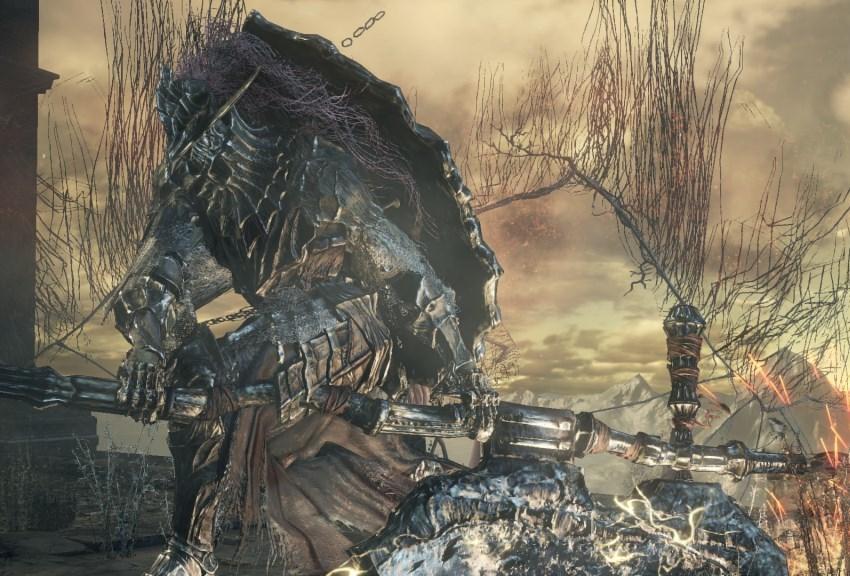Доспехи Драконоборца в Dark Souls 3-2