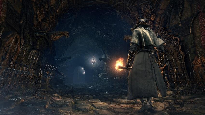 Иллюзорные стены в Dark Souls 3-1