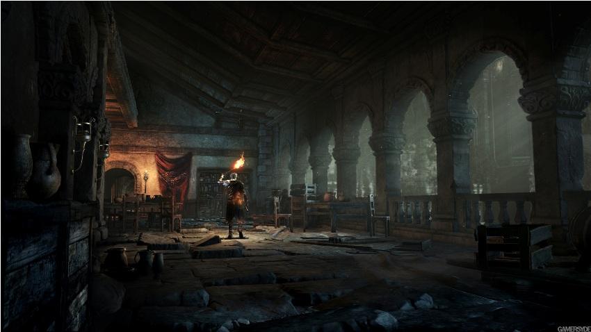Иллюзорные стены в Dark Souls 3-2