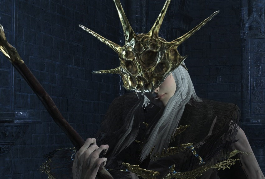 Dark Souls 3 Олдрик Пожиратель богов -1
