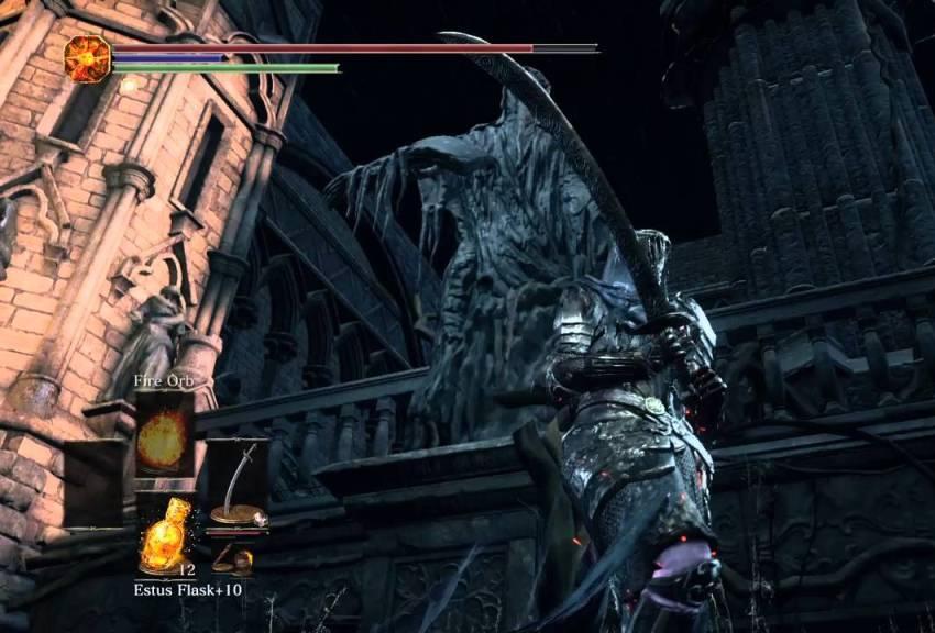 Dark Souls 3 великий архив-3