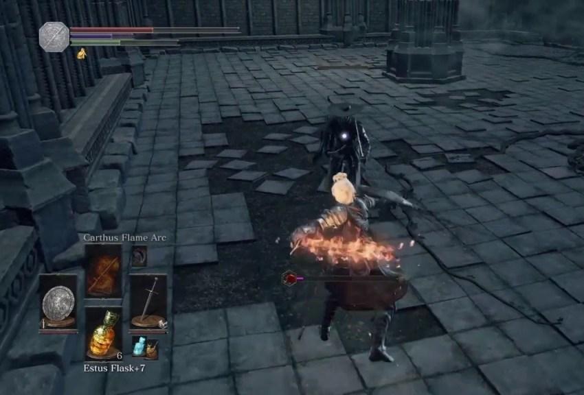 Dark Souls 3 великий архив-5