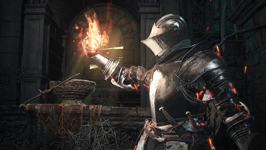 Dark Souls 3 Анри-2