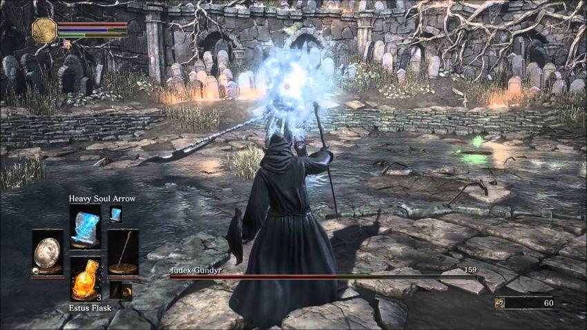 Dark Souls 3 Чародей-2
