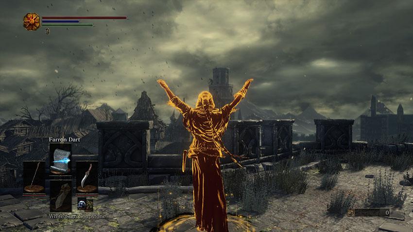 Dark Souls 3 фантомы-2