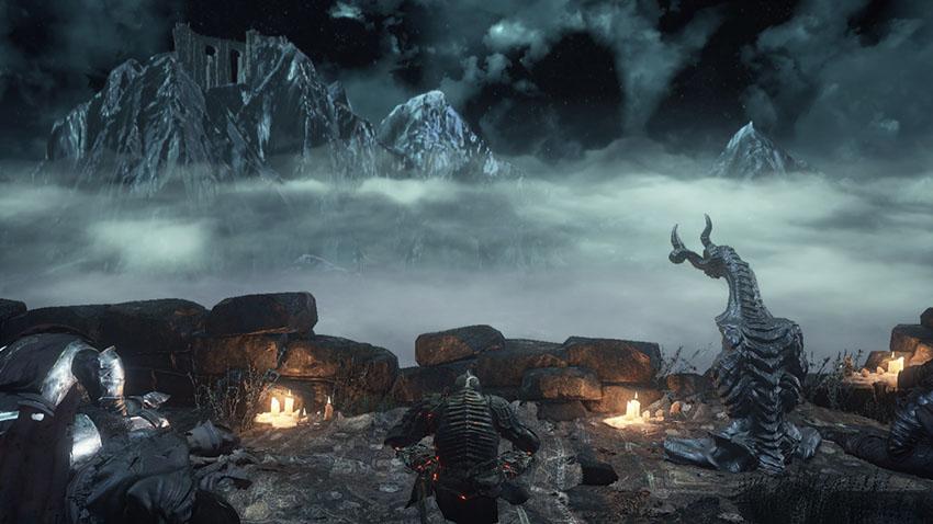 Dark Souls 3 камень драконьего туловища-2