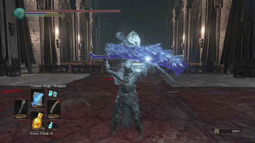 Dark Souls 3 магия, как использовать-2