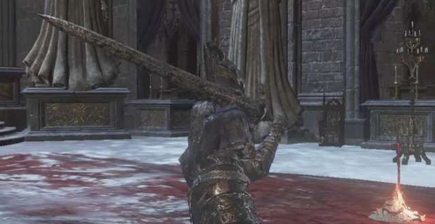 Dark Souls 3 меч Фаррона-2
