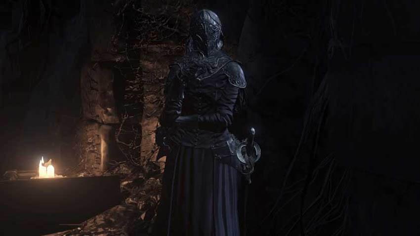 Dark Souls 3 NPC (НПС)-2