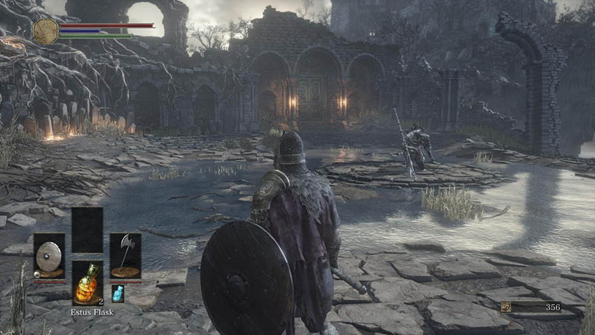 Dark Souls 3 осколки Эстуса-2