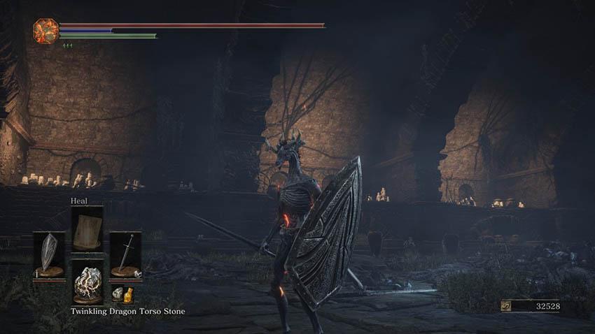 Dark Souls 3 осколки Эстуса-3