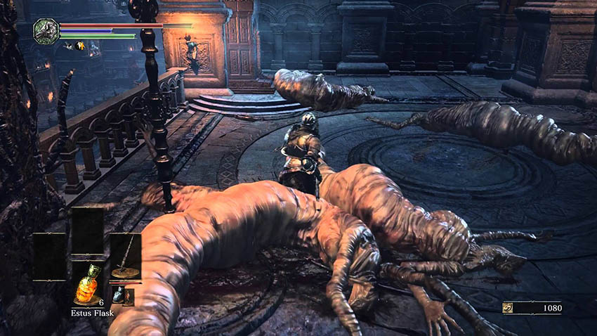 Dark Souls 3 Пальцы Розарии-3