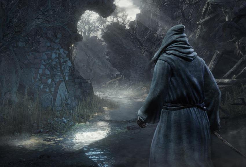 Dark Souls 3 Пепел-2