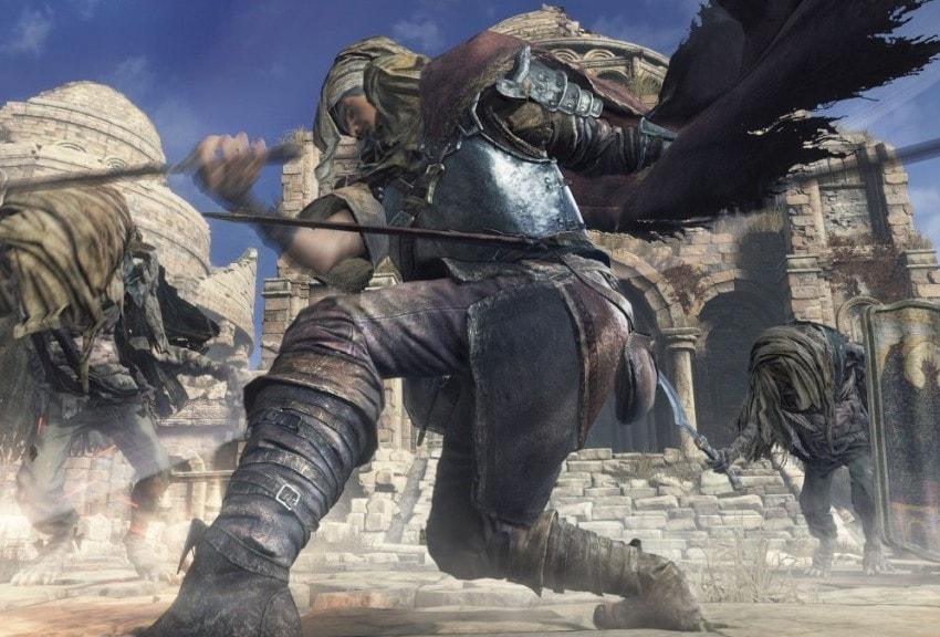 Dark Souls 3 прокачка-3