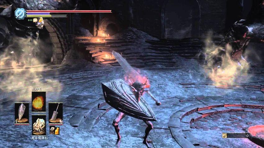 Dark Souls 3 путь дракона-2