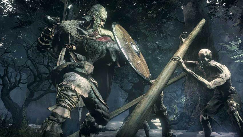 Dark Souls 3 Путь Жертв-2