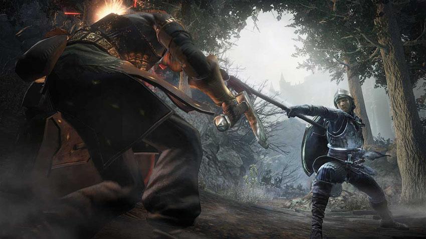 Dark Souls 3 Путь Жертв-4