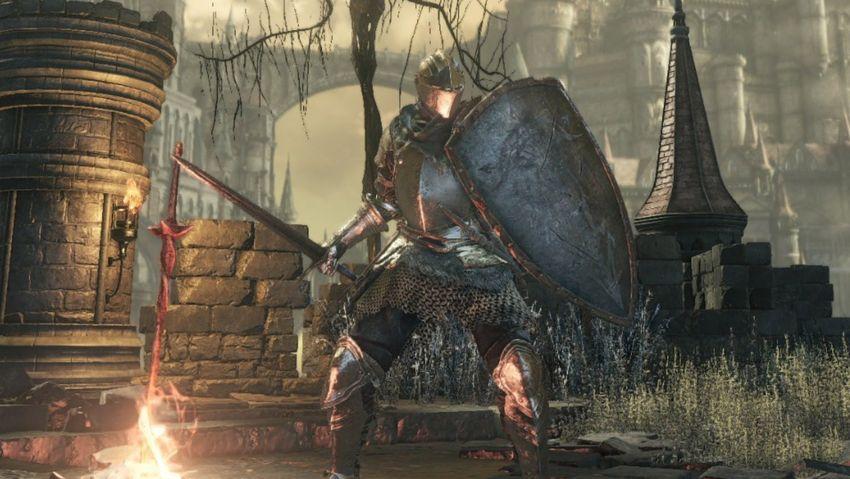 Dark Souls 3 Рыцарь гайд-2