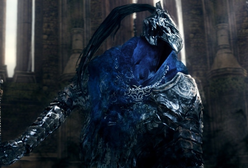 Dark Souls 3 сет Арториаса, броня, меч-2